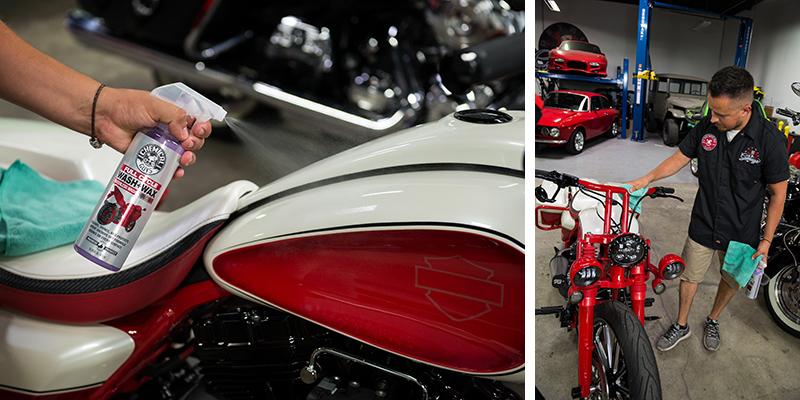 bike wash, Motorcycle wash, harley davidson